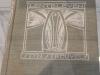sierlijke kartonnen kaft rond boek van Stijn Streuvels